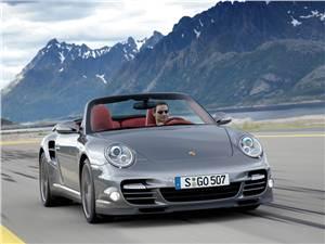 Новый Porsche 911 Turbo - Гигантский скачок