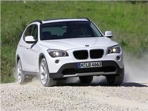 """BMW рассекретила """"X1"""" – самый компактный кроссовер в премиум сегменте"""