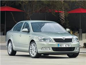 """Новый Skoda Octavia - """"Škoda Octavia"""""""
