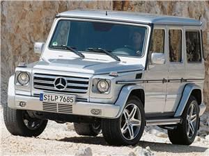 """Новый Mercedes-Benz G-Class - """"Гелендваген"""" пока в строю"""