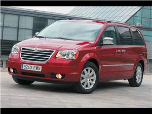 Chrysler Grand Voyager (минивэн)