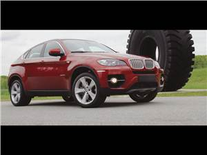 Новый BMW X6 - BMW X6
