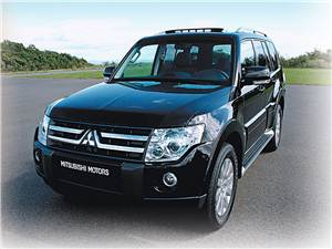 "Новый Mitsubishi Pajero - Четвертый приход ""Mitsubishi"""