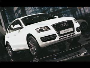 Новый Audi Q5 - Audi Q5