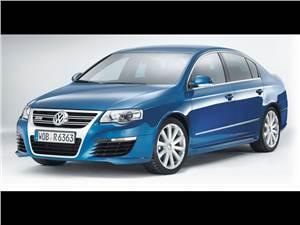 """Новый Volkswagen Passat - Первый спортивный """"Passat"""""""