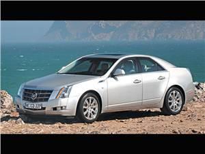 """Новый Cadillac CTS - """"Cadillac CTS"""""""