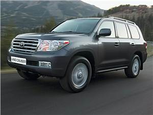 "Новый Toyota Land Cruiser - ""Toyota Land Cruiser 200"""