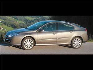 Новый Renault Laguna - Renault Laguna