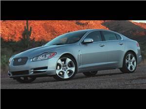 Новый Jaguar XF - Jaguar XF
