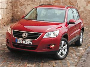 Новый Volkswagen Tiguan - Volkswagen Tiguan