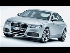 Новый Audi A4 - Родственник купе