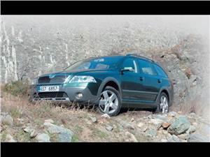 "Новый Skoda Octavia Scout - ""Škoda Octavia Scout"""