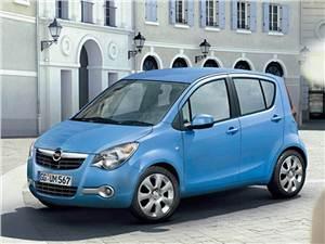 """Малыши от """"Opel"""" и """"Suzuki"""""""