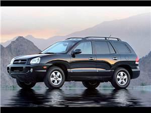"""Новый Hyundai Santa Fe - """"Hyundai Santa Fe Classic"""""""