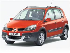 Новый Renault Scenic - Компактвэн для активного отдыха