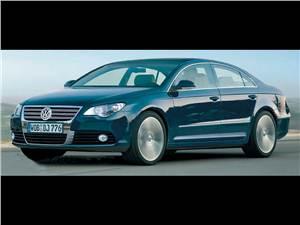 """Новый Volkswagen Passat - """"Passat"""" в спортисполнении"""