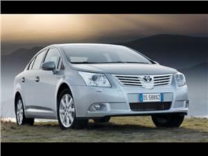 "Новый Toyota Avensis - ""Toyota Avensis"""