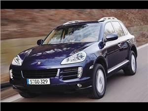 """Новый Porsche Cayenne - """"Porsche Cayenne Diesel"""""""