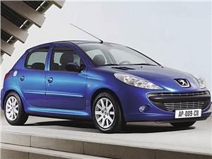 Малолитражки второго эшелона (Peugeot 206, Renault Clio II, Fiat Punto) 206