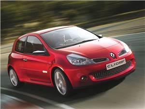 "Новый Renault Clio - ""Clio Renaultsport Concept"": это не игрушки!"