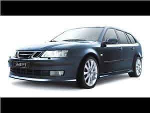 Новый Saab 9-3 - Универсал со спортивным характером