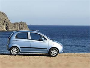 Chevrolet Lanos, Chevrolet Spark, Daewoo Nexia, Daewoo Matiz, Chevrolet Aveo, KIA Picanto, Renault Logan