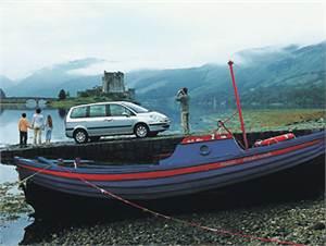 Renault Espace, Mitsubishi Grandis, Hyundai Trajet, Citroen C8, Peugeot 807, Volkswagen Sharan, KIA Carnival, Ford Galaxy