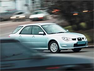 Suzuki Ignis, Suzuki Liana, Subaru Impreza, Fiat Panda