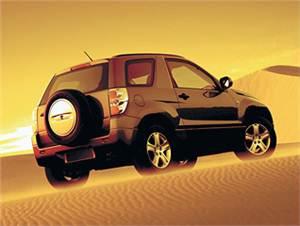 Suzuki Grand Vitara, Suzuki Jimny, Suzuki SX4, Nissan Qashqai, KIA Sportage, Chevrolet Captiva, Hyundai Santa Fe, Mitsubishi Outlander, Hyundai Tucson