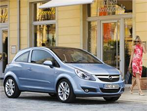 Mitsubishi Colt, Hyundai I20, Ford Fiesta, Chevrolet Aveo, Opel Corsa, Peugeot 207, Renault Clio, SEAT Ibiza, Volkswagen Polo