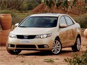 Hyundai Elantra, Chevrolet Cruze, Ford Focus, KIA Cerato, Nissan Tiida, Opel Astra, Renault Fluence