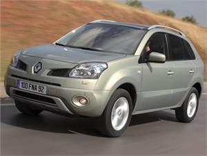 Ford Escape, KIA Sportage, Land Rover Freelander, Opel Antara, Suzuki Jimny, Renault Koleos