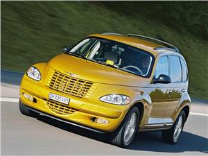 На стыке жанров (Chrysler PT Cruiser, Seat Altea, Suzuki Liana, Volkswagen Golf Plus) PT Cruiser