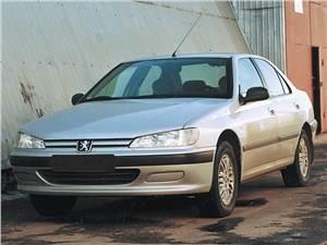 Французское трио (Peugeot 406, Renault Laguna, Renault Laguna II, Citroen Xantia, Citroen C5) 406 -