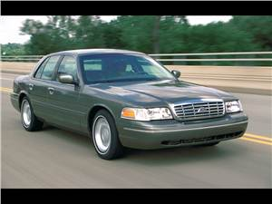 Последние из могикан (Ford Crown Victoria, Mercury Grand Marquis, Lincoln Town Car) Crown Victoria