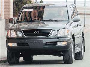 "Покорители ""off-road"" (Nissan Patrol,Toyota Land Cruiser 100,Lexus LX,Mitsubishi Pajero) LX -"