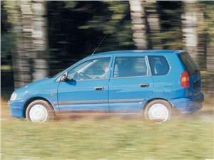 На все случаи жизни (Renault Scenic, Mitsubishi Space Star, Opel Zafira, Nissan Almera Tino) Space Star -