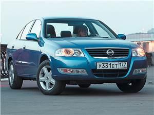 Nissan Almera Classic (седан)