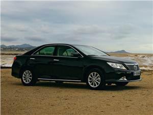 Деловые партнеры (Toyota Camry,Nissan Teana,Skoda Superb) Camry -