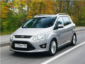 Ford Grand C-Max -