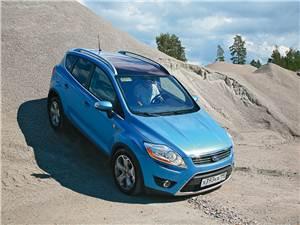 Предпросмотр ford kuga 2008 статика фото 2