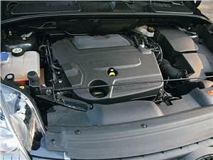 Предпросмотр ford kuga 2008 моторный отсек
