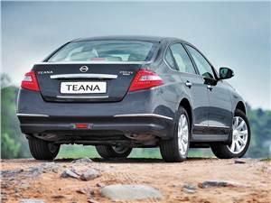 Nissan Teana 2007 модельный год (Nissan Teana) Teana -