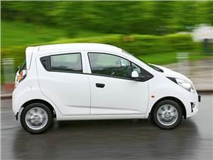 Демократичный выбор (Renault Logan, Daewoo Nexia, Daewoo Matiz, Chevrolet Spark, Chevrolet Lanos, Chevrolet Aveo, Kia Picanto) Spark -