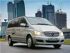 Mercedes-Benz Viano (минивэн)