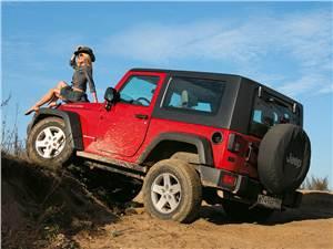 Jeep Wrangler (универсал 3-дв.)