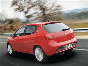 Кровные узы (VW Polo, Skoda Fabia, Seat Ibiza (Seat Cordoba)) Ibiza -