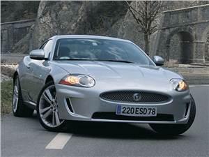 Jaguar XK <br />(купе)