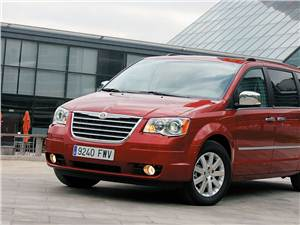 Chrysler Grand Voyager -