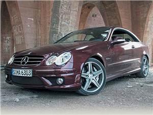 Mercedes-Benz CLK-Class -